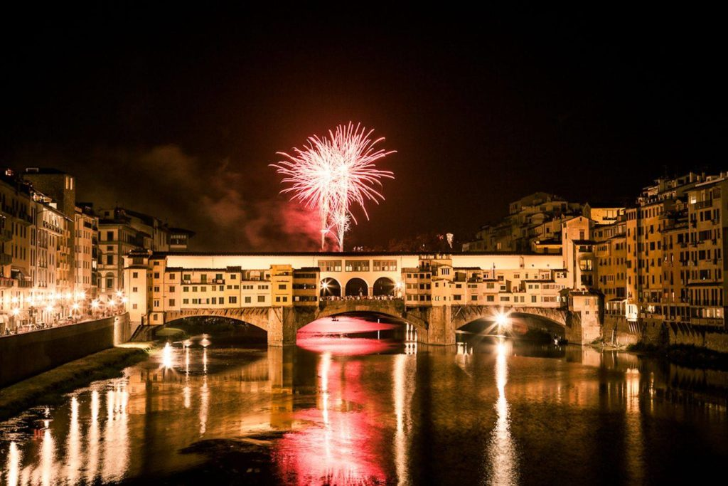 New Year's Eve Florence