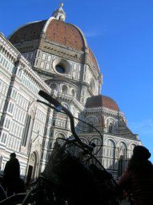 Duomo Florence Bike
