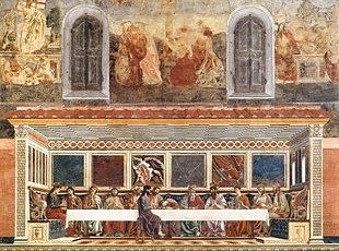 Last Supper Santa Apollonia Florence