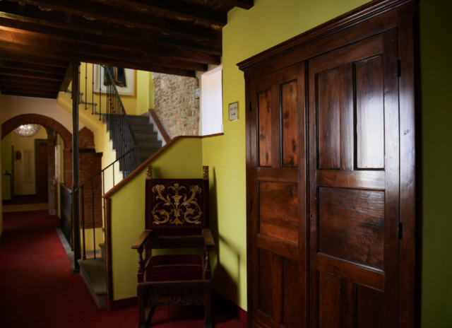 historical palace florence hotel Il Guelfo Bianco