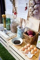 Organic food in Florence