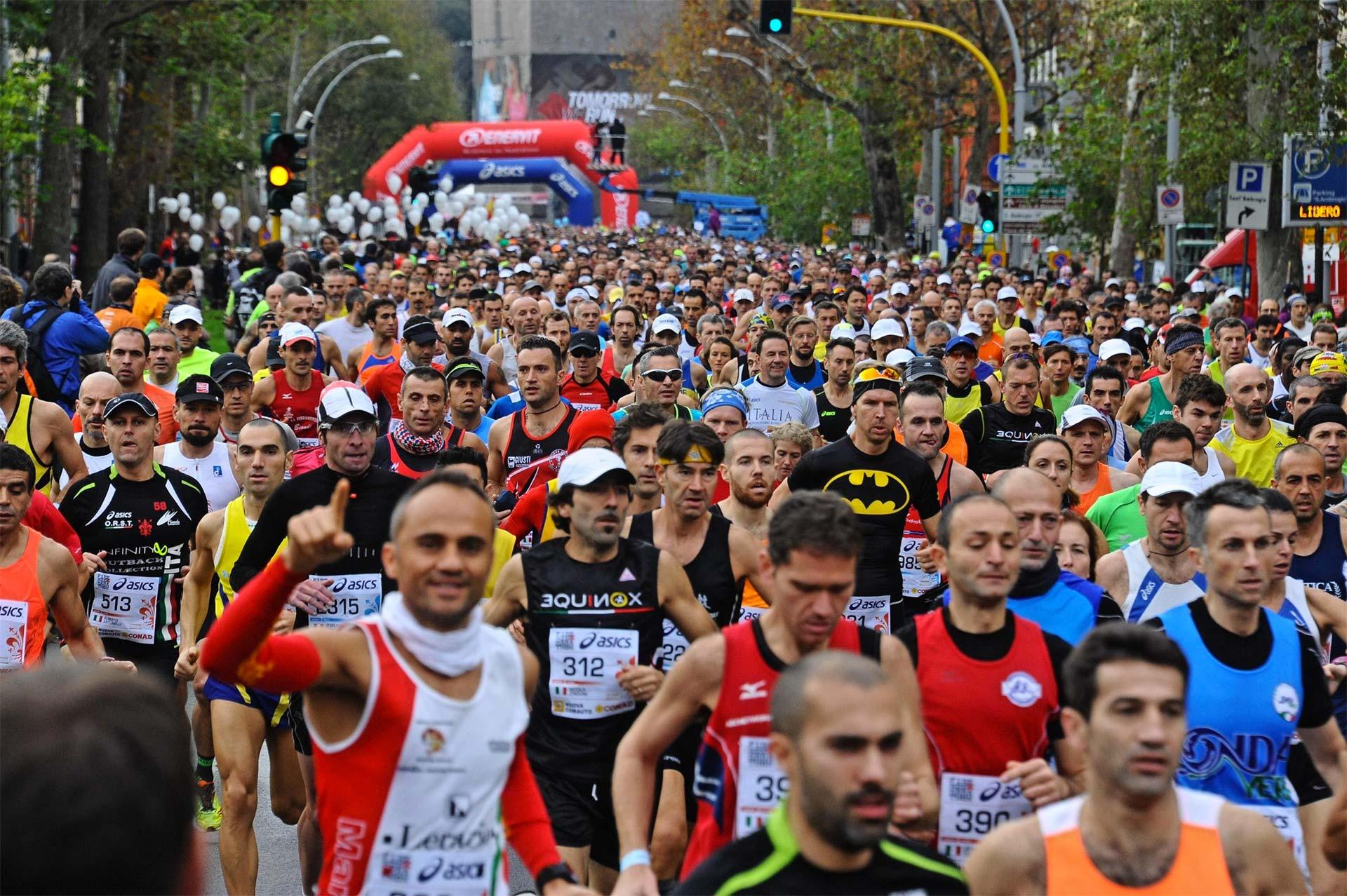 hotel for florence marathon