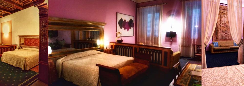 hotel romantici a firenze