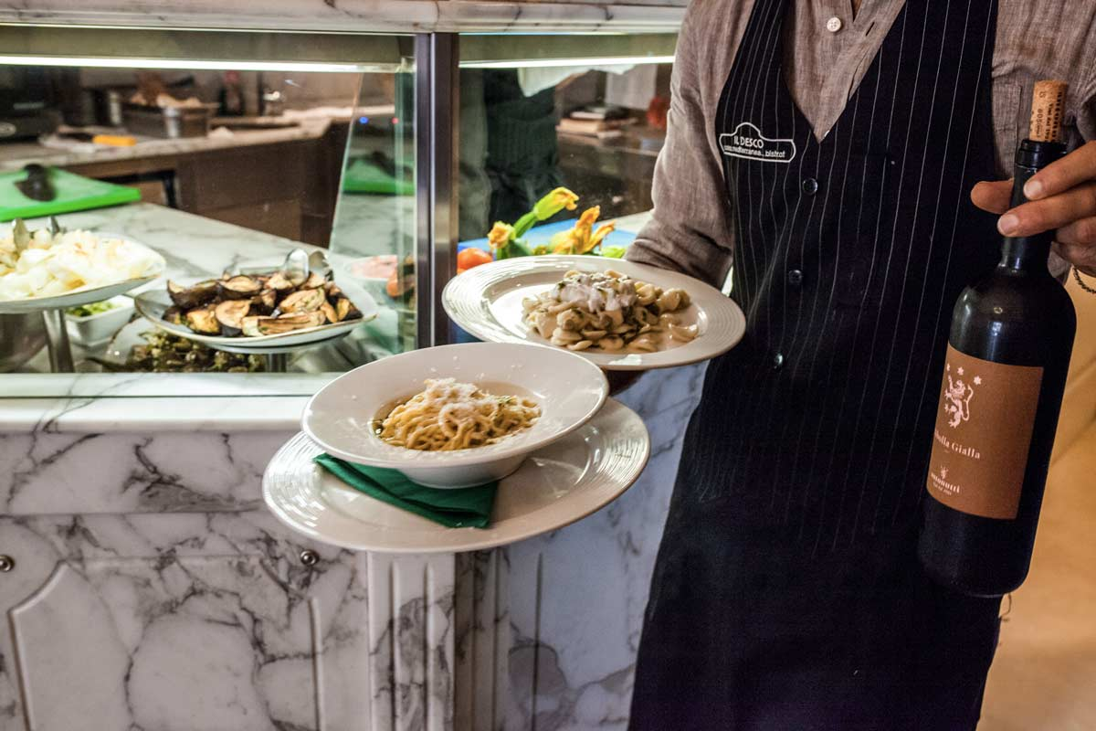 hotel restaurant gluten free florence