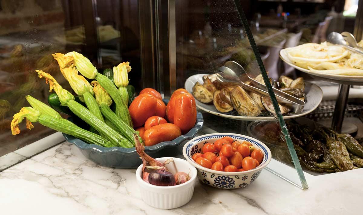 restaurant gluten free florence